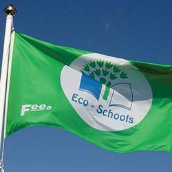 Eco flag still flying high at The Mead!