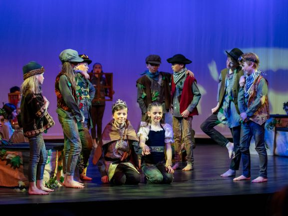 National ISA Drama Competition Win for Year 6