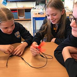 Hands-on science! How we nurture curiosity in the world around us.